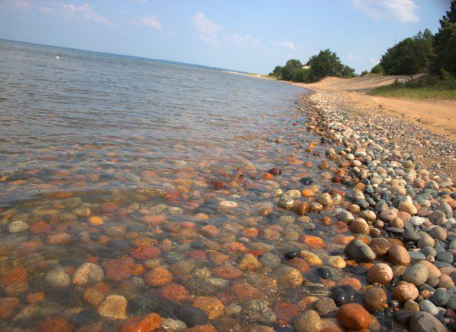 shorelining