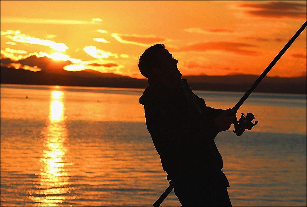 the BBC fisherman