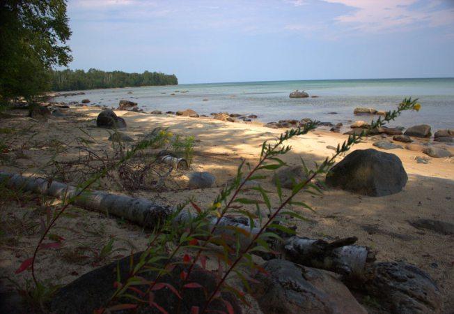 White Fish Bay